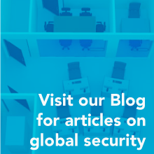 Visit our Blog for articles on global security